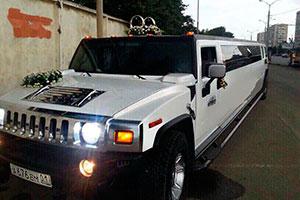 Лимузин Hummer 20 мест